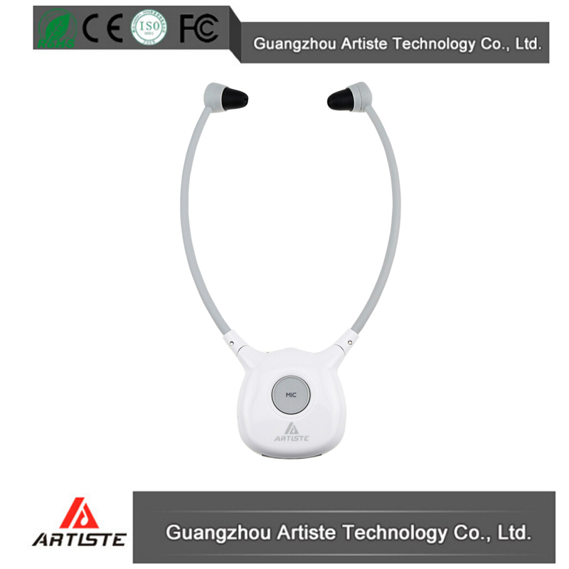 2017 Hot sale high quality rechargeable digital hearing aid