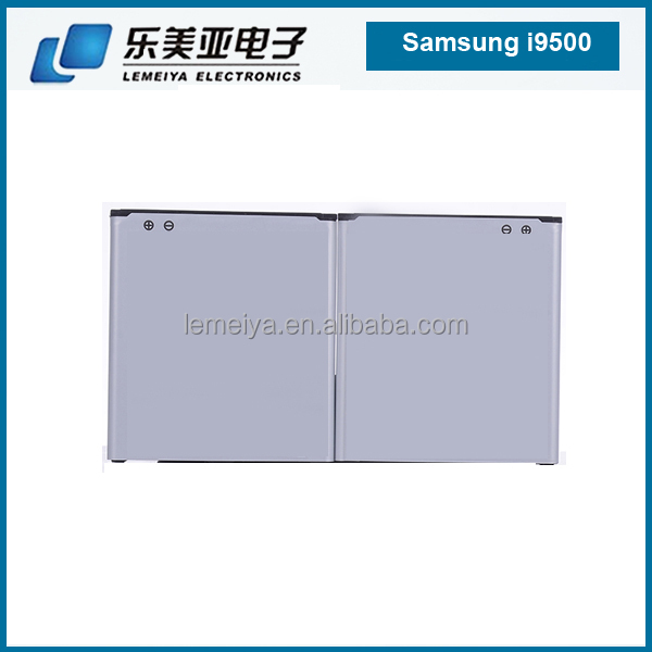 Long lasting 2600mah B600BC mobile phone batteries for Samsung S4 I9500 original quality factory price