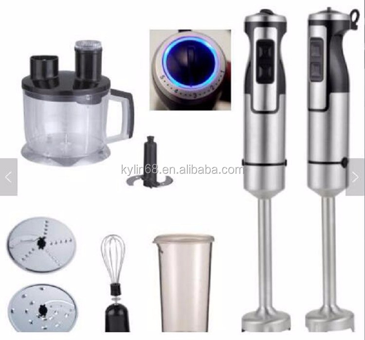 Multi-function 1000W Hand Food Mixer Hand Blender