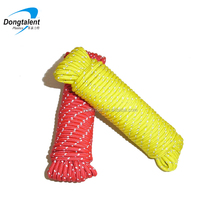 16-stand high quality polypropylene mooring rope