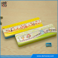 Professional kawaii novely plastic product school pencil box chinese stationery