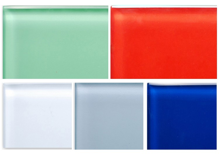 New Wholesale Cheap Fire Resistant Jade Mosaic For Glass Splashbacks