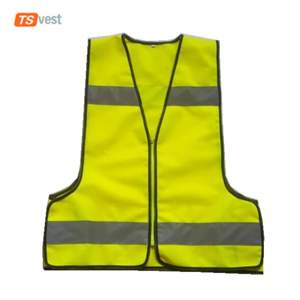 Wholesale Traffic Work Hi Vis Vest with Pocket
