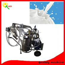 New Type 2017 Trolley Cow Milking Machine For Sale /portable milking machine /Goat Milking Machine