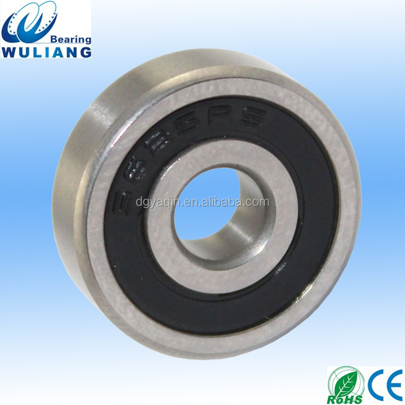 China Supplier Top Quality S625-2rs very small ball bearings