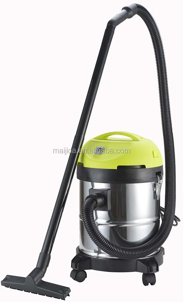 2015 new design wheel tray wet and dry vacuum cleaner for home vacuum in yongkang