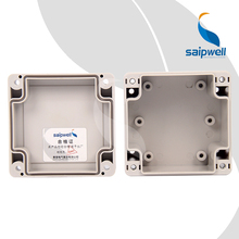 SP-02-848256 84*82*56 Electronic Junction Box Waterproof Saip Saipwell China Manufacture IP65 ABS Plastic Electronic Enlosures