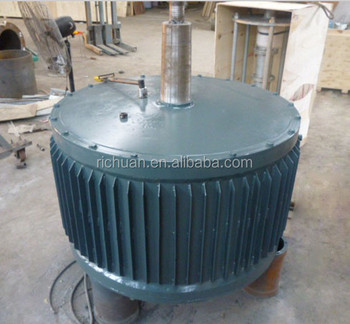 50KW Low RPM Vertical axis wind turbine