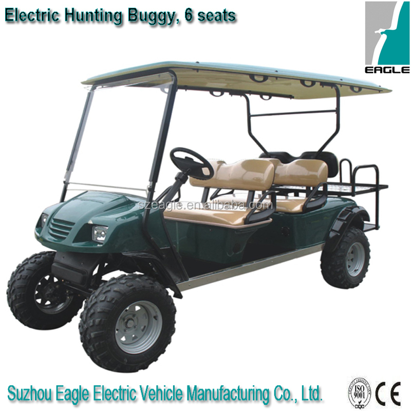 EG2040ASZ,off road utility vehicle sports golf cart with folded back seats