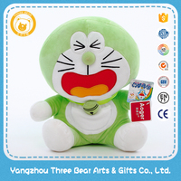 Three Bear Famous Character Japan Doraemon Toy