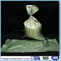PP bags/ pp woven bags, sacks for packing fertilizer, agriculture, sand - high quality PP woven bag 25 kgs