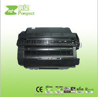 full printer toner cartridges CE390X with chip black color for HP 600 601 602