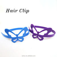 baby hair band / plastic hair band / butterfly hair accessories