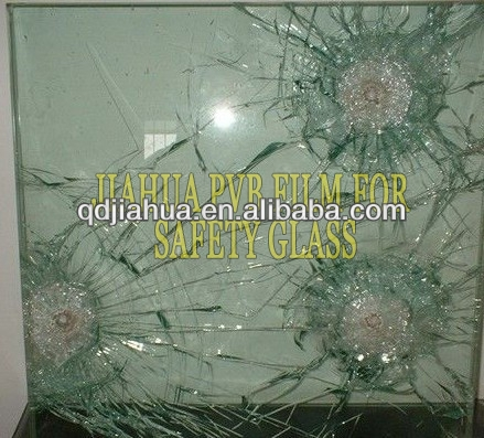plastic film , natural film with PVB for bulletproof glass China
