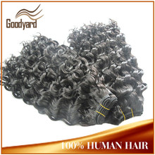 Wholesale amazing chocolate brand name hair weave