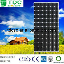 High quality ul listed solar panels