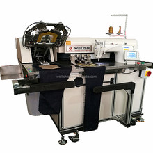 Automatic jean patch pocket welting sewing machine WLS-188 pocket setter