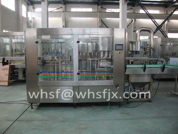 Carbonated Drink Filler ----CGFD40-40-10
