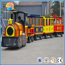 Popular Fiberglass Passenger Trains for Sale