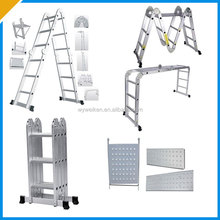"""A"" Frame Multi Purpose Ladder, Multi Folding Ladder, Multi Function Ladders"