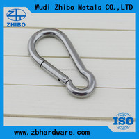 China Supplier Climbing Accessories Carabiner Hook