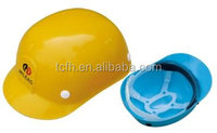 Fiber glass safety helmet bump cap