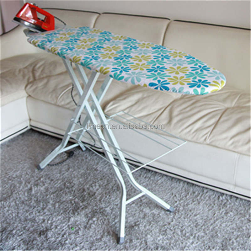 Metal Board Material and Iron Tube Stand Material ironing board/toilet paper holder