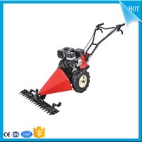 Hand operate gasoline tools to cut grass /lawn mower machine