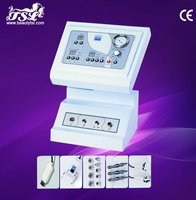 4 in 1 home device face massage machine, face skin massage machine,massage cupping machine