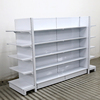 medium duty double side perforated shelving