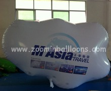 Superior quality inflatable cloud pvc light balloon N1108
