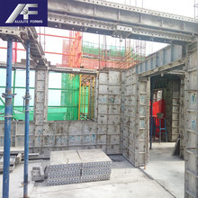 Made In China aluminum composite panel 3mm 4mm material column formwork