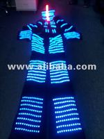 China LED LED Dance clothing supplier