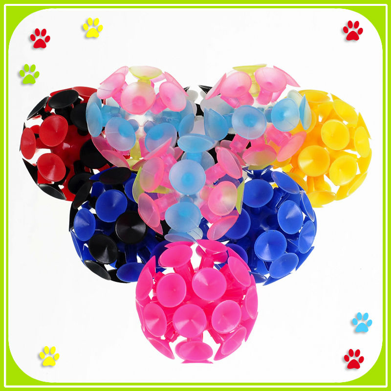 Suction Ball,Sport Ball Toy,Suction Ball(6cm) promotion product