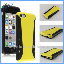 TPU Plastic Iface Case For iPhone 5C For Cellphone