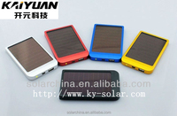 Hot Portable solar mobile charger