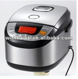 deluxe electric rice cookers