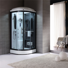 Touch screen computer controlled shower steam room/cheap shower steam/bathroom shower price