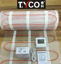 Floor Heating Mat Twin Conductor 150w for Christmas Promotion