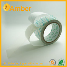 Specially suitable to use for the adhesion to LCD module transparent pet double side adhesive film
