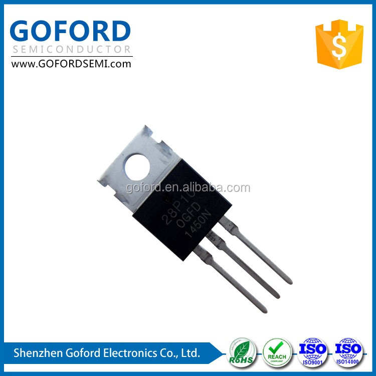 mosfet 8N60/8N60F 600V 7.5A TO-220 N channel high voltage power switch transistor