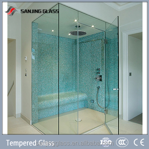 Frameless Sliding Bathroom Glass Shower Door Buy Frameless Sliding