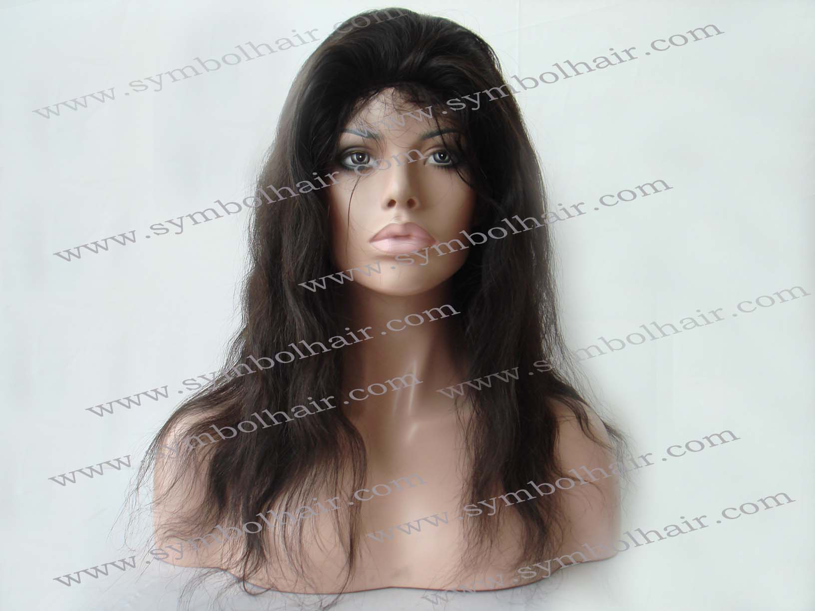 wholesale 14inch brazilian full lace wig