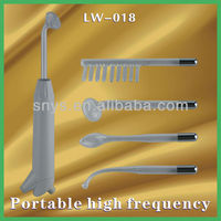 violet wand high frequency