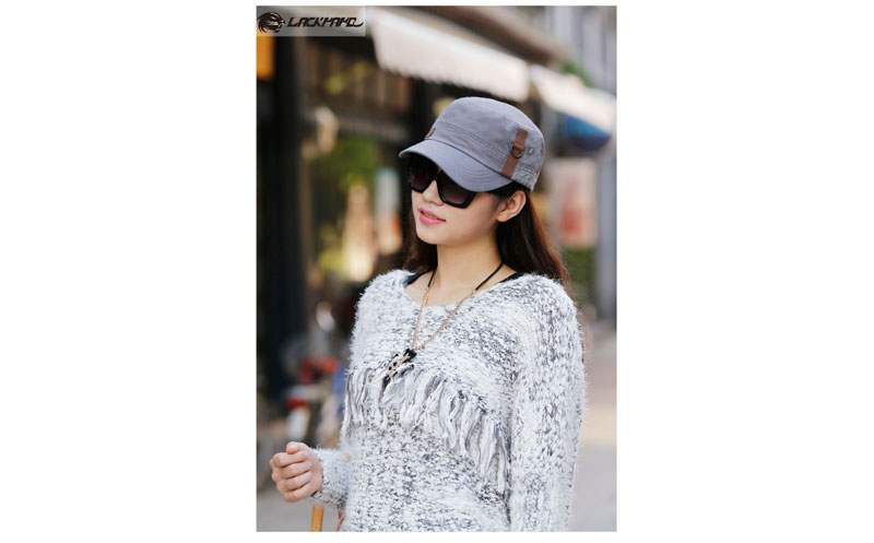 Unisex simple stylish wholesale flat brim cap and hat in china