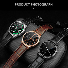 Customized Smart watch,Smart watch with bluetooth connectivity with android and ios app,Leather Strip