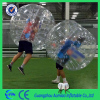 Top quality giant human bubble soccer ball transparent bumper football ball for sale