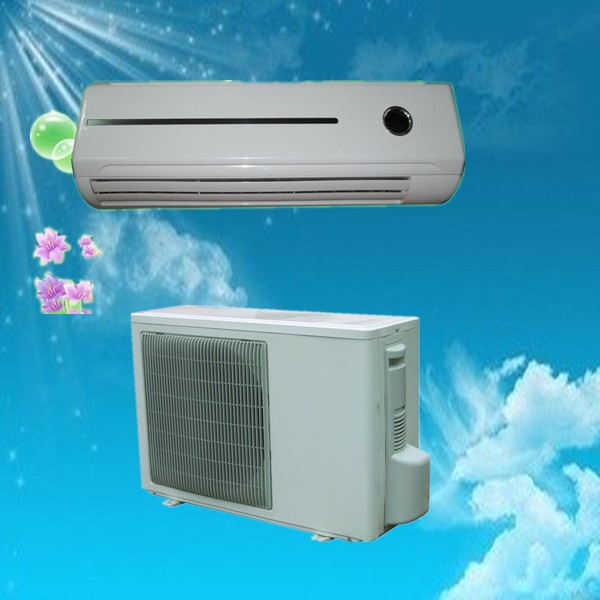 18000btu with pure copper tube split type aircon with natural gas/freon/refrigerant