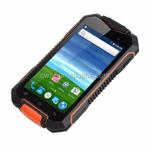 Oeina XP7700 4.5 inch MT6580 Quad Core 1.3GHz Android 5.1 IP67 Waterproof Rugged Phone