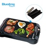 Easy clean no stick bbq grill barbecue mat